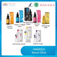 HANASUI Serum Vitamin C/Whitening/Anti Acne/Men Bright Halal Original
