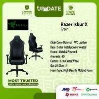 Razer Iskur X Ergonomic Gaming Chair - Kursi Gaming