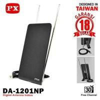 Antena Tv Digital indoor PX DA - 1201NP - Jernih Murah dan Garansi