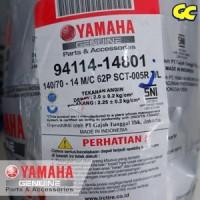 Ban Belakang Tubeless Yamaha Aerox 140/70 - 14
