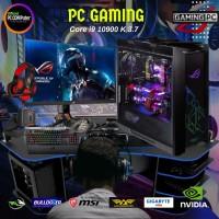 PC Gaming Core i9 10900 K 3.7 GHz VGA MSI GeForce RTX 2080 Ti