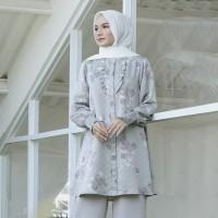 Nobby Bavina Tunik Printing Atasan Wanita Busui - S