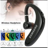Handsfree Headset Bluetooth Sport Brand GM001 Suara Bagus