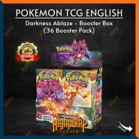 Booster Box Darkness Ablaze SS3 - Sealed Box Pokemon Card TCG English