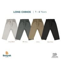 Booyah Baby & Kids Celana Anak - Long Chinos (1-6 Tahun)