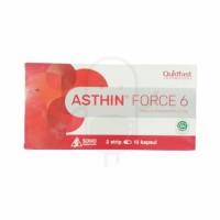 ASTHIN FORCE 6 MG BOX 20 KAPSUL