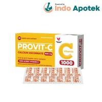 PROVIT-C CAL 1000MG (1 BOX IS 5 STRP X 6 KAPSUL)