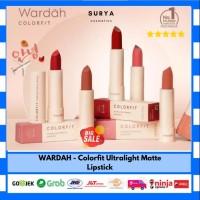 Wardah Colorfit Ultralight Matte Lipstick Original