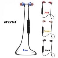 Original AWEI A860BL Bluetooth Sport Earbuds with Mic