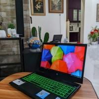 Laptop Gaming Hp Pavilion 15 GTX 1050TI x asus rog tuf acer nitro msi