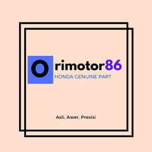 Logo Ori Motor 86