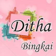 Logo DiTha Design Karikatur