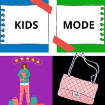 Logo Kids Mode