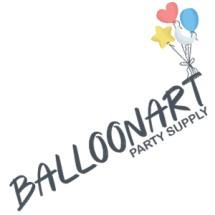 Logo BalloonArt Party Supply