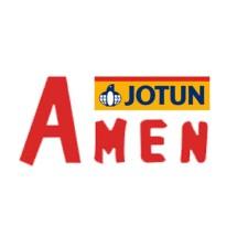 AMEN JOTUN PAINT Brand