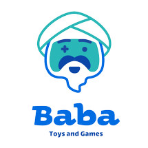 Logo Baba Toys and Games