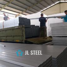 Logo JL Steel