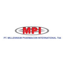 Logo Millennium Pharmacon Int