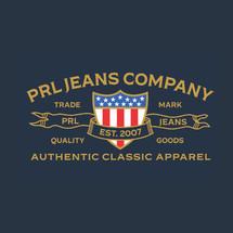 Logo PRL Jeans Co.
