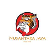 Logo Nusantara Jaya Socks