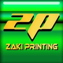 Logo Zaki Printing
