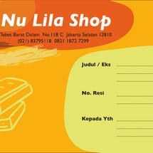 Logo Nu Lila Shop
