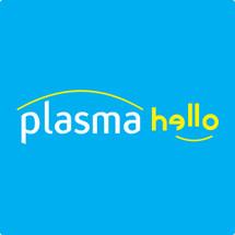 Logo Plasma Hello