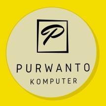 Logo Purwanto Komputer