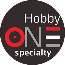 Logo Hobby One Specialty