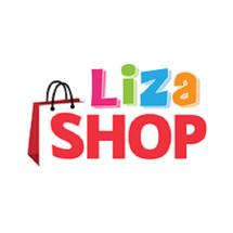 Logo liza,shop