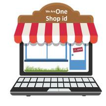 Logo One Shop id