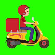 Logo Toko Buku Delivery