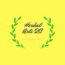 Logo herbal asli 20