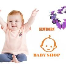 Logo Toko Newborn