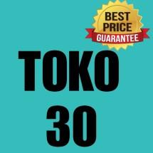 Logo TOKO30_ID