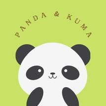 Logo Panda & Kuma