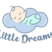 Logo Little Dreams Baby Shop