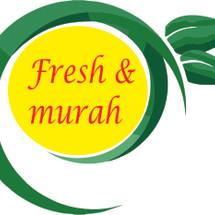 Logo FRESH & MURAH