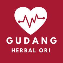 Logo Gudang Herbal ORI