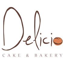 Logo Delicio Cake & Bakery