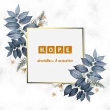 Logo Hope Dekorasi