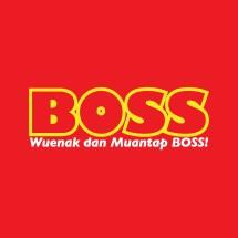 Logo BOSS Frozen Food