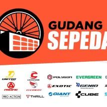 Logo GUDANG SEPEDA OFFICIAL