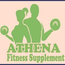 Logo Athena Fitness Supplement