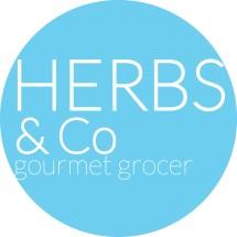 Logo Herbs & Co - Gourmet Grocer