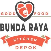 Logo Bunda Raya Kitchen