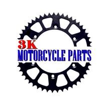 Logo 3K Motorcycle Parts