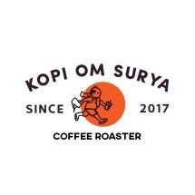 Logo Kopi Om Surya