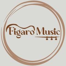 Logo figaro music shop