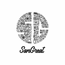 Logo SanGreat Mart
